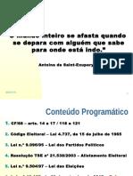 Tre-pi - Técnico - Direitos Políticos