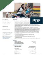Peace Corps Fact Sheet 12/17/2015