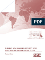 Turkey's New Regional Security Role
