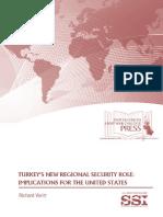 Turkey's New Regional Security Role