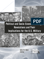Political and Socio-Economic Change