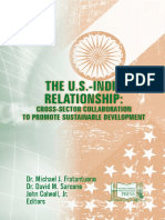 The U.S.-India Relationship