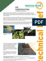 Biogas Unit- Plug Flow Design