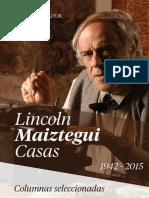 Columnas Selectas de Lincoln Maiztegui Casas