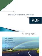 Fusion HCM Introduction