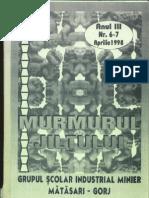 Revista Murmurul Jiltului Nr.6si7