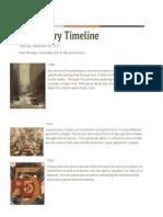 arthistorytimeline