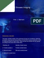 Paranasal Sinuses Imaging