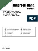Ingersoll Rand Air Compresor Manual80441512sierratspartsmanual