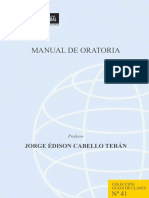 Manual de Oratoria