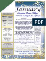 Forestview January 2016 Newsletter