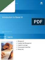 Basel III - Training Deck v1.11