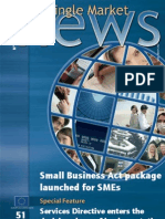 Single Market News - Small Business Act Package launched for SMEs - 2008 III