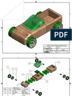 truck technical drawings