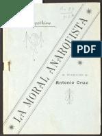 Kropotkin La Moral Anarquista