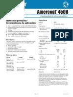 Amercoat 450h Pds
