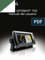 Gpsmap 700 Series Om Es