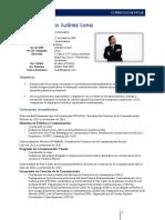 Curriculum Vitae Mario Juárez