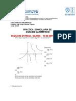 1era Practica Domiciliaria de Analisis Matematico 1 u Wiener 2013.1