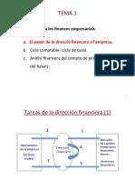 Tema 1 Finanzas
