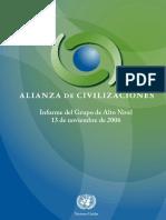 Informe GAN Español Alianza