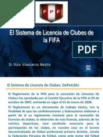 Sistema de Licencia de Clubes de La FIFA