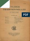 Etudes Traditionnelles v41 n202 1936 Oct