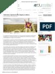 Alternativas Organizacionales Indígenas en México Sept 2014 Vol. 15 No. 9