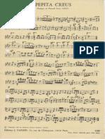 Sheets-Musique de Pascual Perez CHOVI - PEPITA CREUS