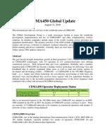 CDMA450 World Update_01SEP2010