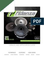 Fidanza 2014 Catalog