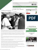 Wikileaks El Vaticano Apoyó Golpe Contra Allende y Colaboró Con Pinochet