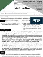 HCV - Año de la provisión de Dios - 3Ene2016-3