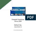 Buku Manual Aplikasi Siswa 2000