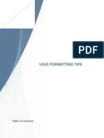 Visio Formatting Tips - Guide