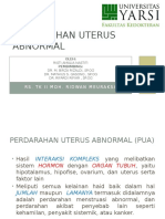 Perdarahan Uterus Abnormal (Mini Referat)