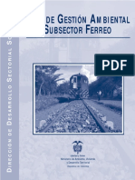 Guia Ambiental Subsector Ferreo
