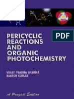 Pericyclic Reactions and Organic Photochemistry