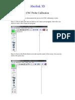 Aberlink Cnc Probe Calibration