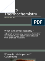 lecture 2 3 4 5 - intro to thermochemistry - copy