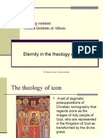 Eternity in the Theology of Icons