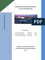 SPL Industri Distribusi Migas
