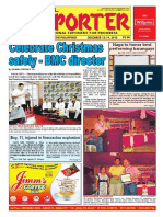 Bikol Reporter December 13 - 19, 2015 Issue
