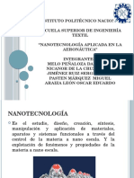 Nanotecnologia en la industria aeroespacial