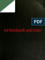 Ad Reinhardt Color