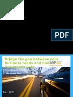 Presentation SAP Product VIT - Starter Package