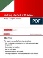 Alice Lessons