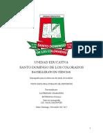 Monografia Virus del Papiloma Humano (VPH)