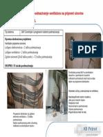 Podmazivanje Ventilatora Na Pripremi Sirovine – Tvornica Cementa Kakanj