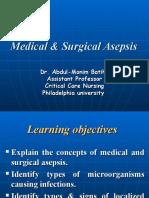 Medical dan Surgical Asepsis